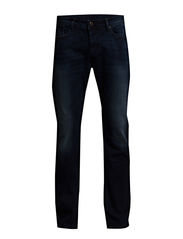 WAYKEE L.34 TROUSERS - INDIGO/BLUE