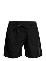 BMBX-MARKRED SHORTS - BLACK