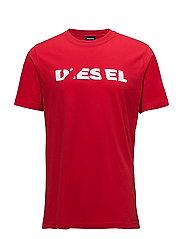 T-JUST-SL T-SHIRT - TANGO RED