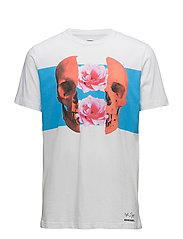 T-JUST-SW T-SHIRT - BRIGHT WHITE