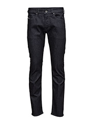 BUSTER L.32 TROUSERS - DENIM