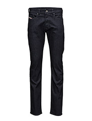 BUSTER L.34 TROUSERS - DENIM
