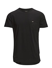 T-WAPOL T-SHIRT - BLACK