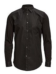 S-HAKU SHIRT - BLACK
