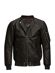L-SHADOW JACKET - BLACK