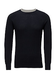 K-ALBY PULLOVER - TOTAL ECLIPSE