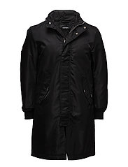 W-SELFRIGE JACKET - BLACK