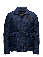W-SPILL JACKET - PEACOAT BLUE