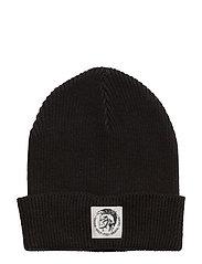 K-CODER CAP - BLACK