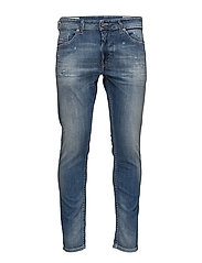 THOMMER L.30 TROUSERS - DENIM