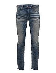 THOMMER L.32 TROUSERS - DENIM