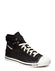 """MAGNETE"" EXPOSURE - sneaker mid - BLACK"