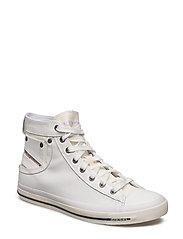"""""""MAGNETE"""" EXPOSURE I - sneaker mid - WHITE"""