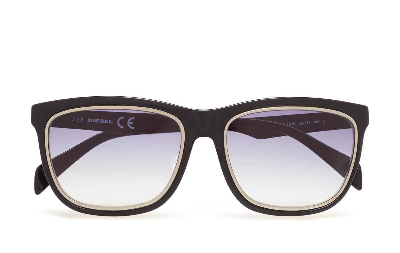 Diesel Sonnenbrille DL0165 01B Sonnenbrille Herren s46A6