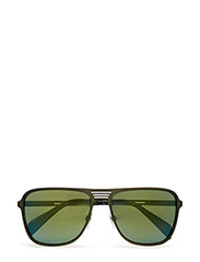 DL0133 - 96Q - SHINY DARK GREEN / GREEN MIRROR