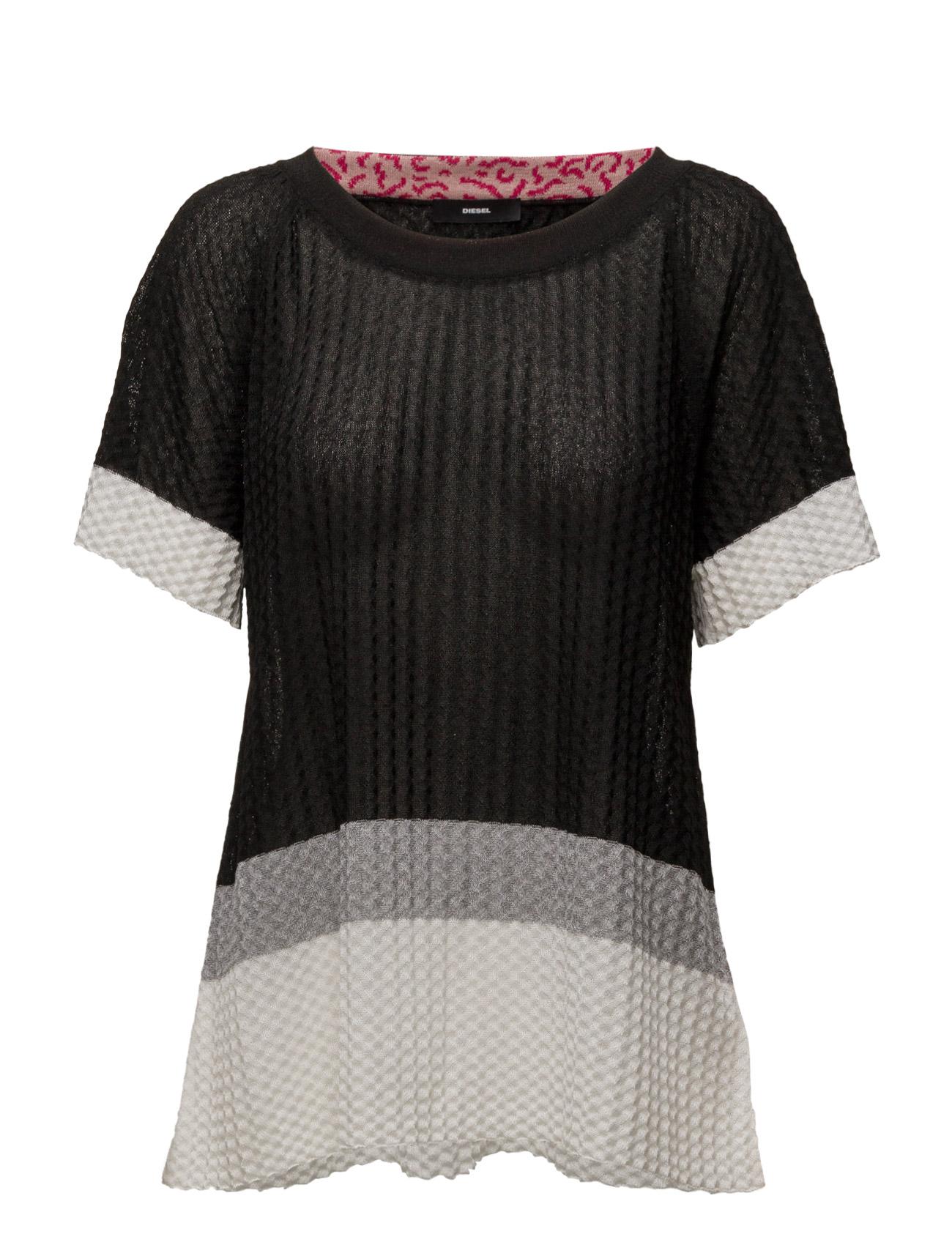 M-Ammy Sweater Diesel Women Sweatshirts til Damer i Sort