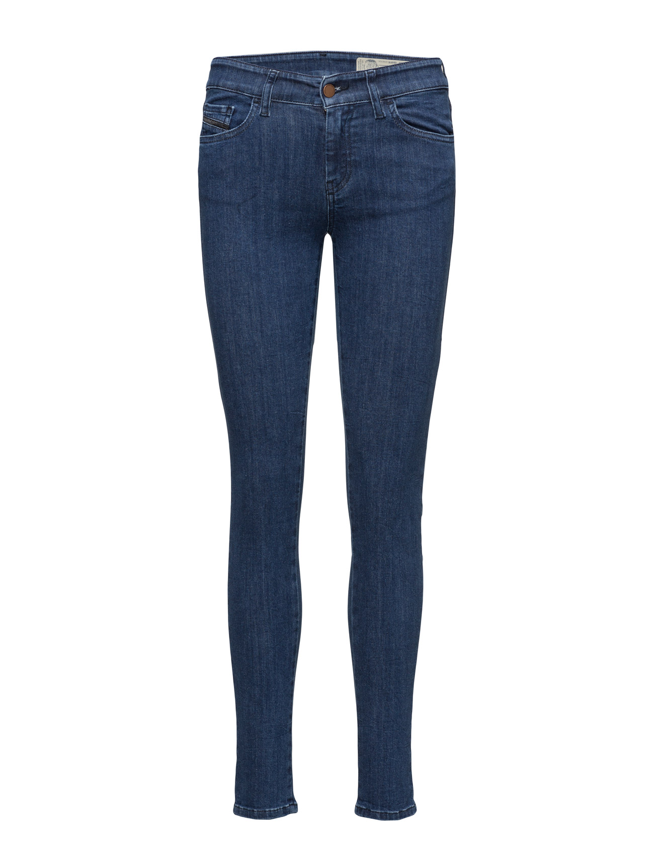 Slandy L.32 Trousers Diesel Women Skinny til Damer i Denim