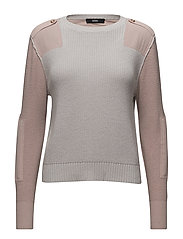 M-NOY PULLOVER - ADOBE ROSE