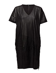 D-LEEN DRESS - BLACK