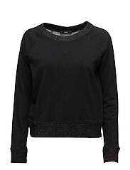 F-TALIA SWEAT-SHIRT - BLACK