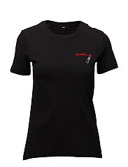 T-SILY-F T-SHIRT - BLACK