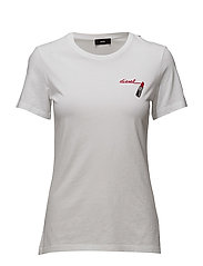 T-SILY-F T-SHIRT - BRIGHT WHITE