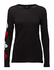 Diesel Women - T-Sily-Ls T-Shirt