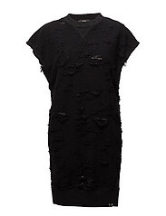 D-NIFER DRESS - BLACK