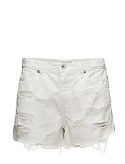 DE-TELVE SHORTS - BRIGHT WHITE