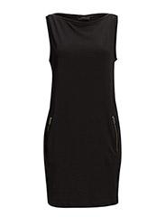 D-SID DRESS - BLACK