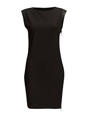 D-ANNINA DRESS - BLACK