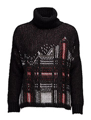 M-ALYEN SWEATER - BLACK