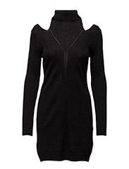 M-LOS DRESS - BLACK