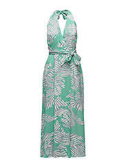 D-EDINA DRESS - OCEAN WAVE