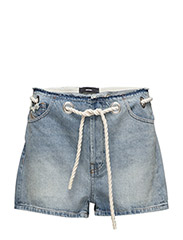 DE-EDITH SHORTS - DENIM