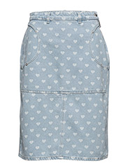 DE-COSMO SKIRT - DENIM