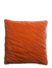 Spark Decorative Cushion Cover - BURNT