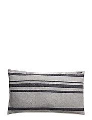 Strip Decorative Cushion - OFF WHITE/NAVY