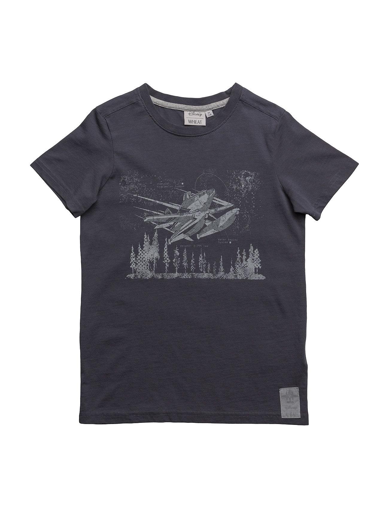 T-Shirt Planes Dusty Disney by Wheat Kortærmede t-shirts til Børn i