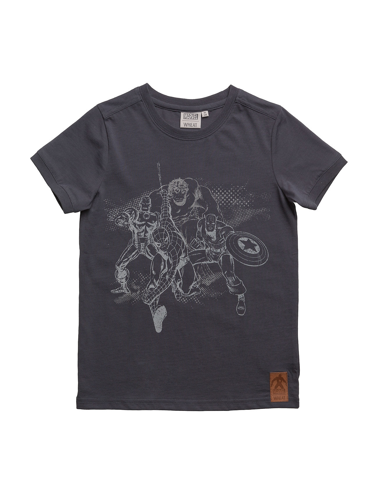 T-Shirt Avengers Disney by Wheat Kortærmede t-shirts til Børn i