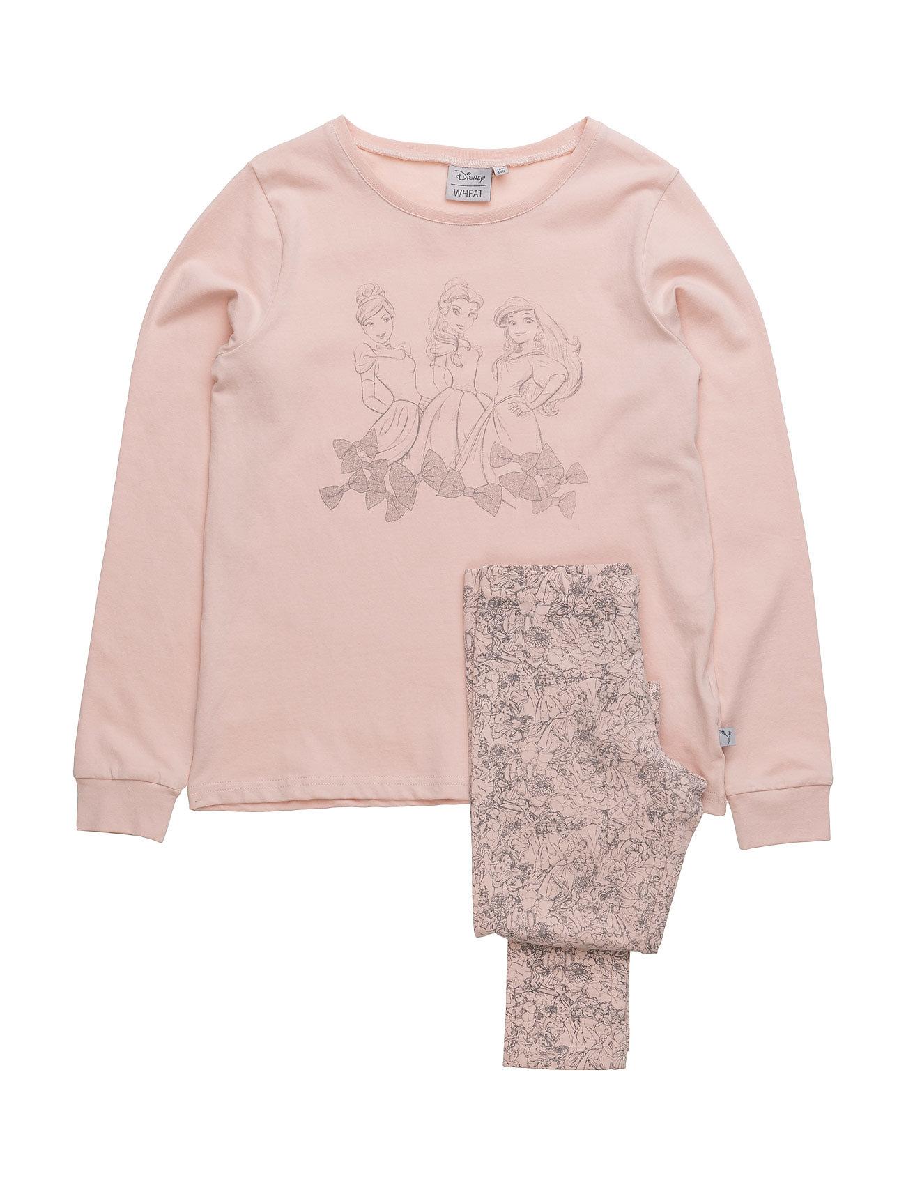 Pyjamas Princess Disney by Wheat Pyjamas til Børn i Pulver