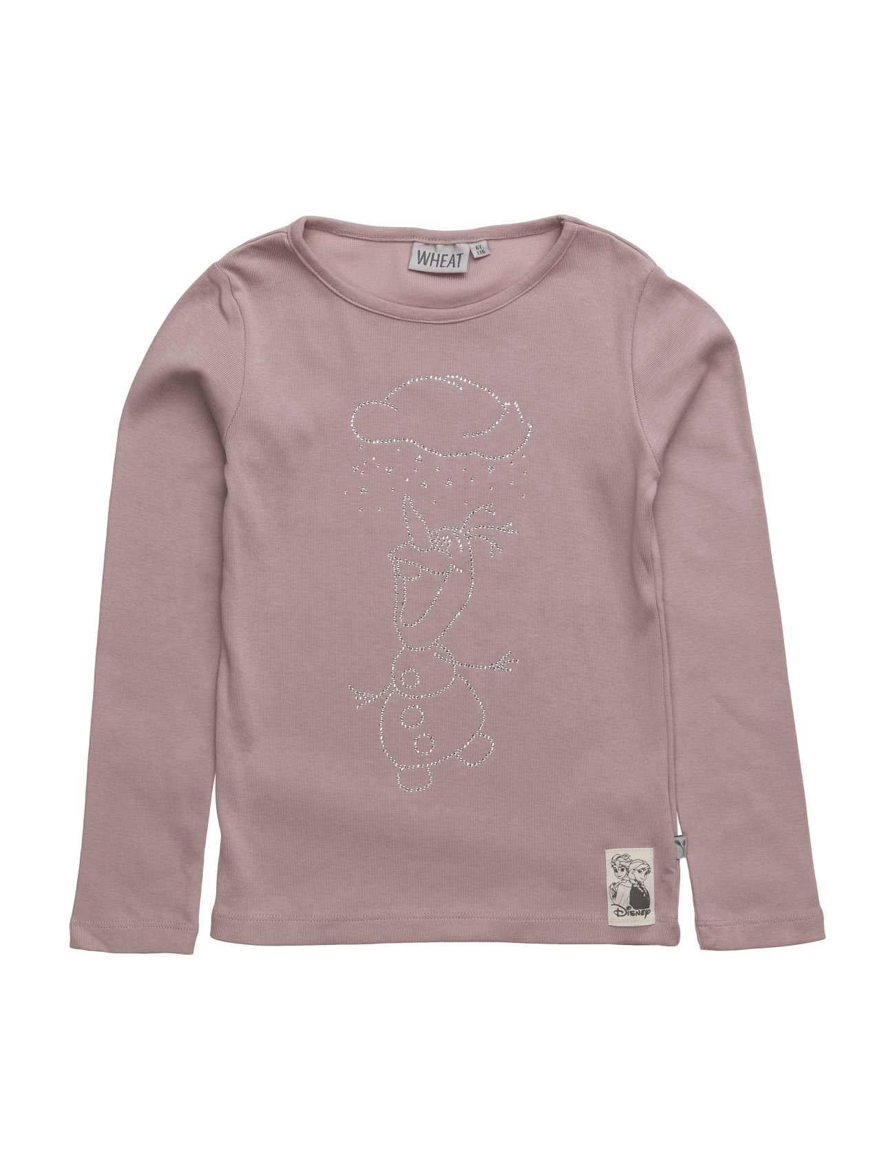 T-Shirt Olaf Disney by Wheat Langærmede t-shirts til Børn i