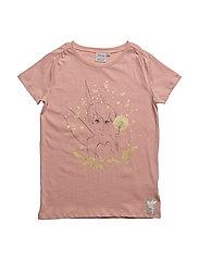 T-Shirt Tinker Dust - MISTY ROSE