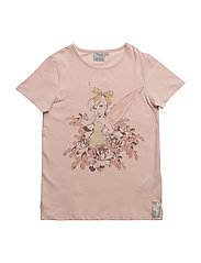 T-Shirt Tinker Roses - POWDER