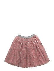 Skirt Tulle Frozen - PEACH ROSE