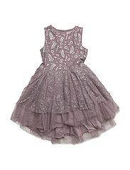 Dress Tulle Rapunzel - DUSTY LILAC