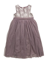 Dress Rapunzel - DUSTY LILAC