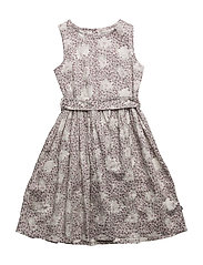 Dress Bow Rapunzel - DUSTY LILAC