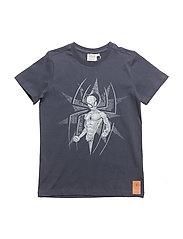 T-Shirt Spiderman SS - NAVY
