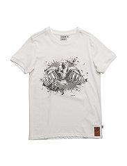 T-Shirt Ironman - IVORY